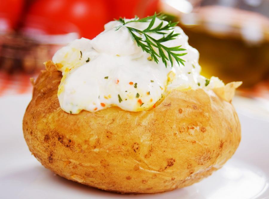 Ziemniaki dobre dla osób na diecie?