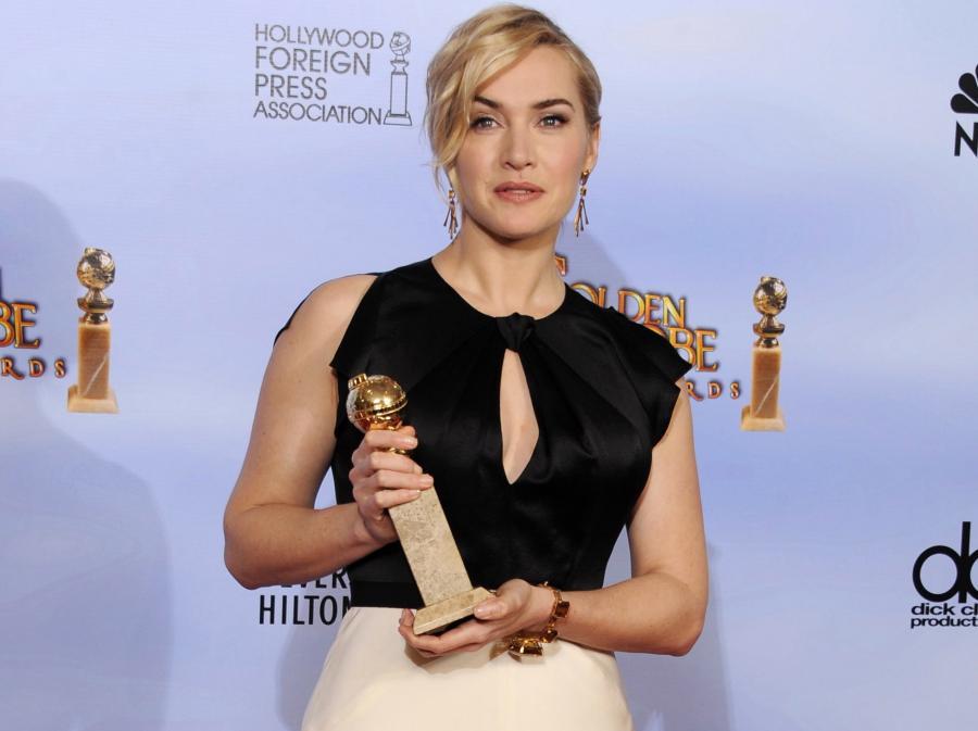 Najlepsza aktorka w filmie telewizyjnym lub miniserialu: Kate Winslet - \