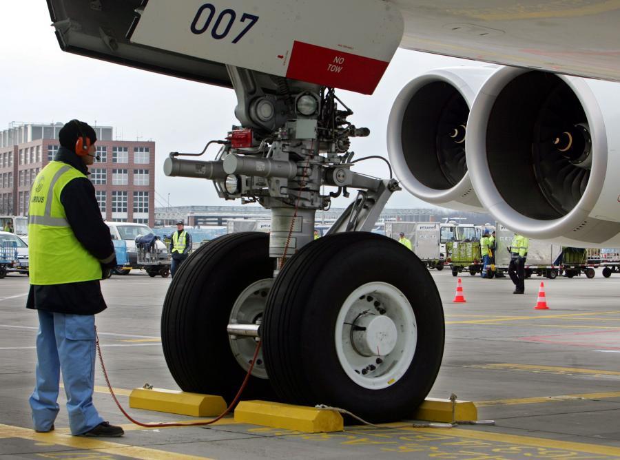 Pękające skrzydła w Airbusach A380s. Będzie kontrola