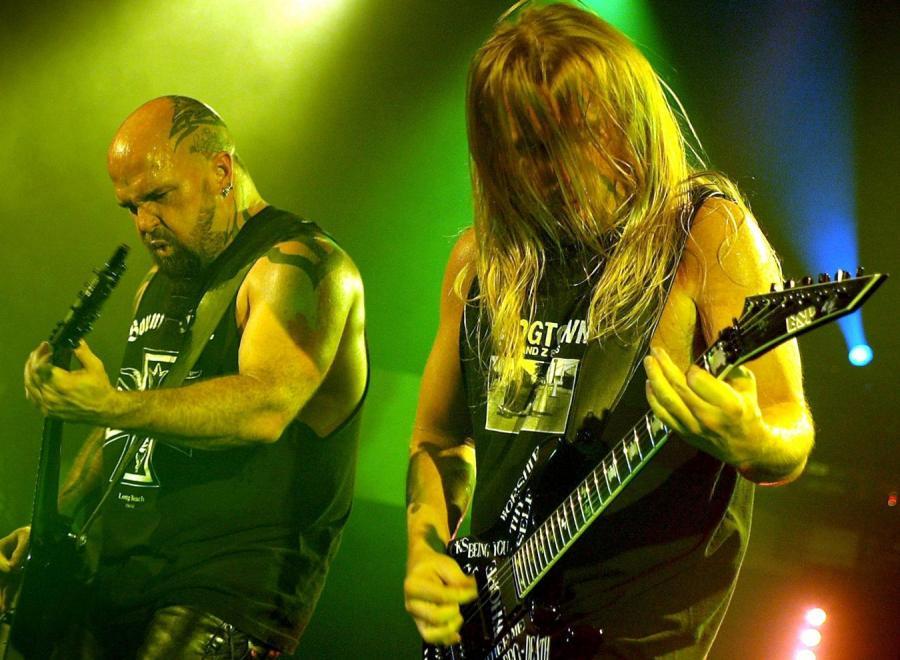 Slayer zagra na Ursynaliach