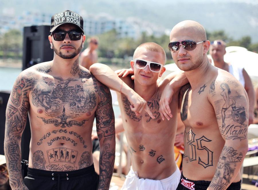 Męska Decyzja Robię Tatuaż Najnowsze Kolekcje