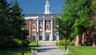 Budynek Harvardu