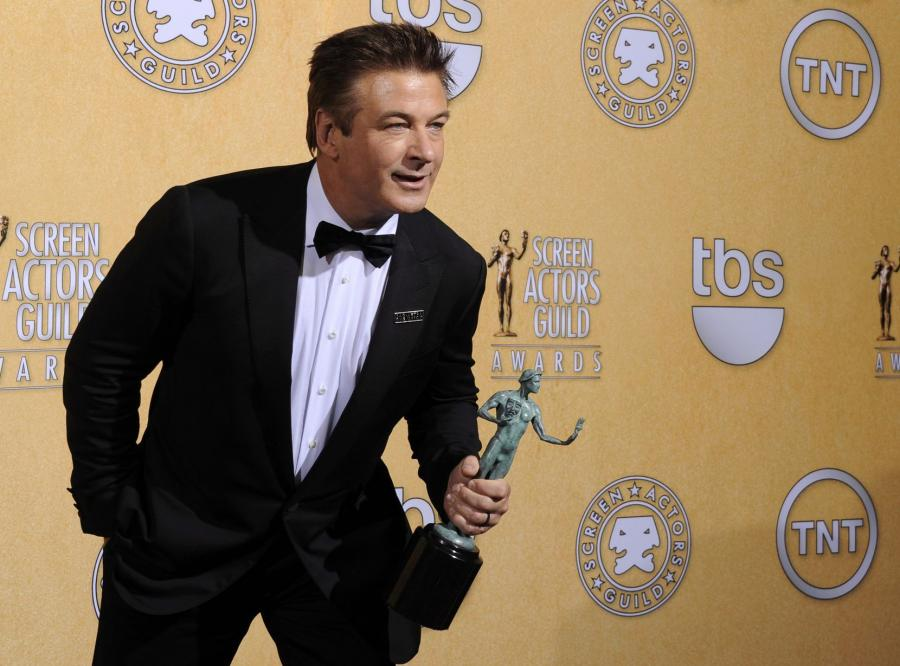 Alec Baldwin laureatem SAG Awards 2012