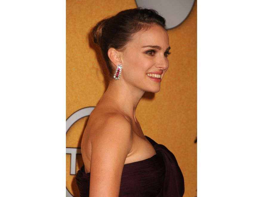 Natalie Portman na gali Screen Actors Guild Awards