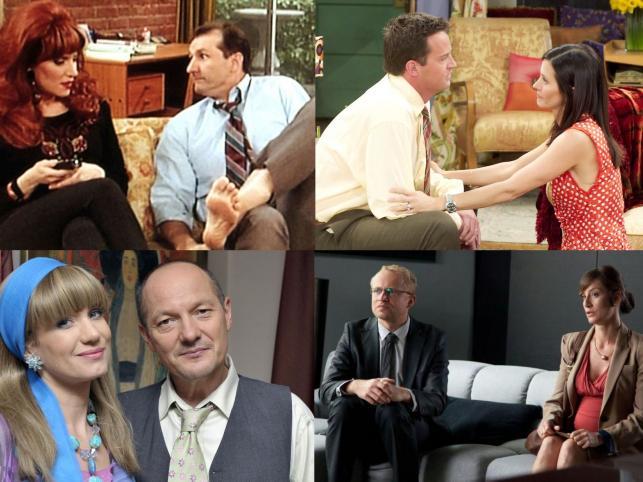 Najbardziej zakręcone serialowe pary