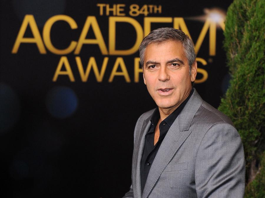 Co George Clooney ma do Kate Winslet?