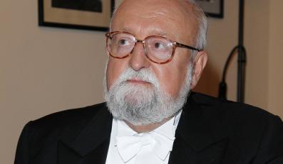 Krzysztof Penderecki: Na nowo odczytałem moją muzykę