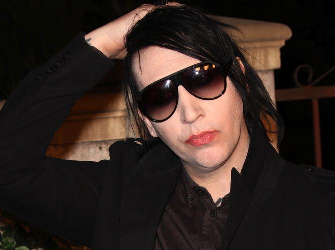 Marilyn Manson znów straszy