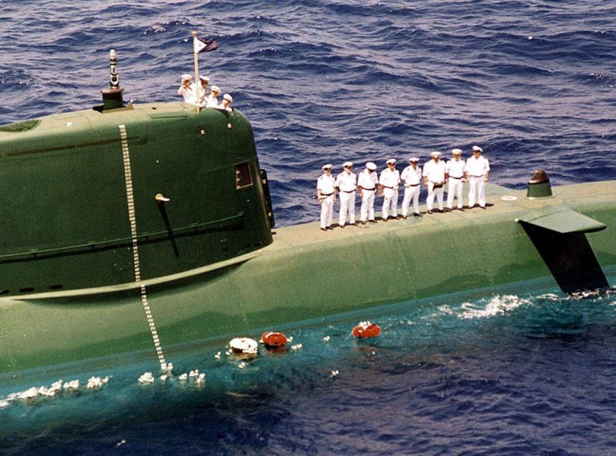 Największy okręt podwodny od czasu II wojny światowej trafi