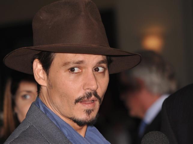2. Johnny Depp (4,10 $ zysku za każdy wydany 1$)