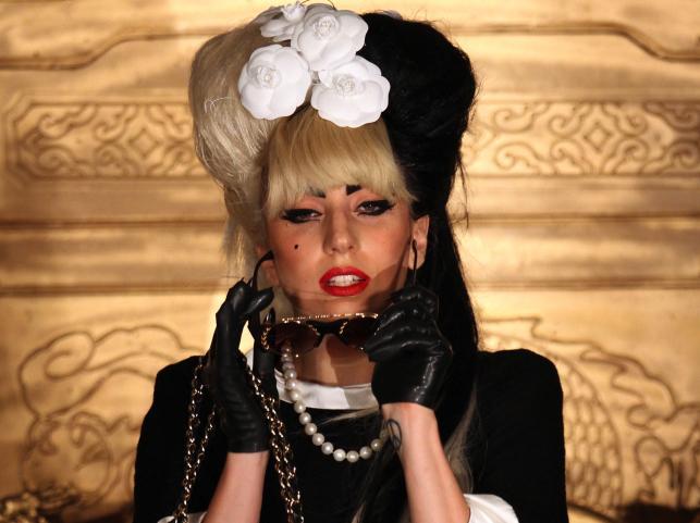Lady GaGa nie chce być bohaterką filmu