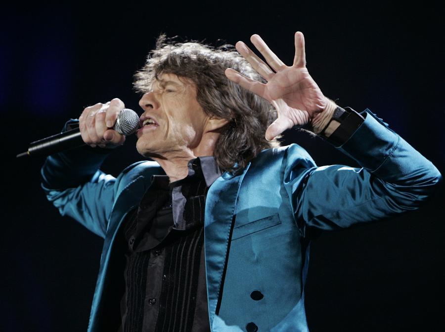 The Rolling Stones 50-lecie będą świętować, ale za rok