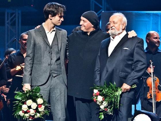Krzysztof Penderecki/Jonny Greenwood