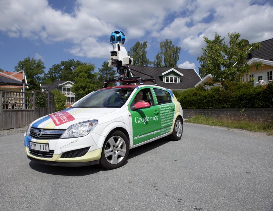 Google Street View już w Polsce