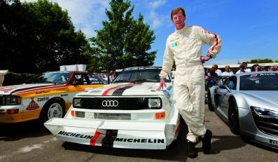 Walter Röhrl zamierza ponownie zdobyć szczyt Pikes Peak za kierownicą Audi Sport quattro S1