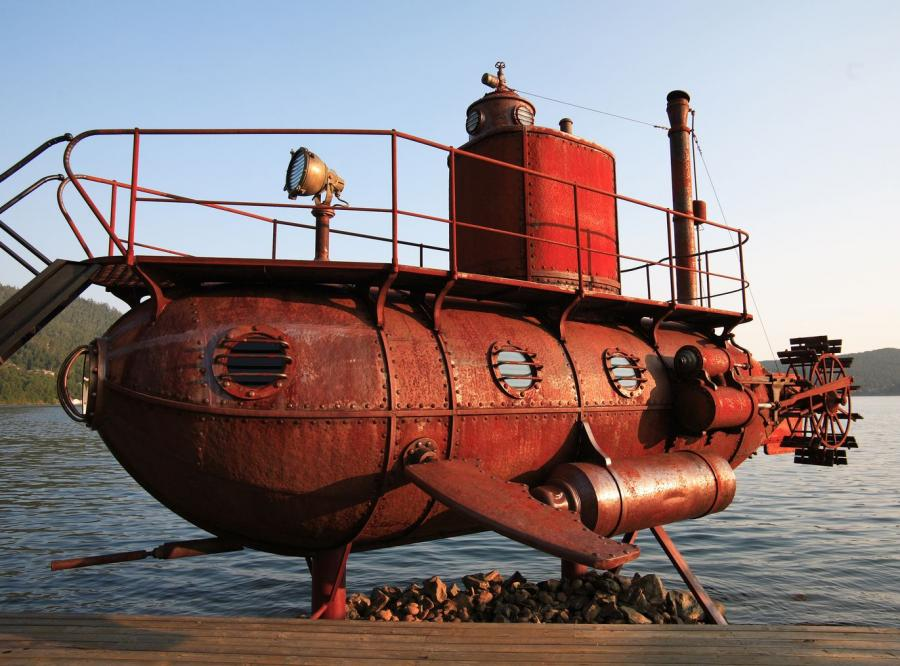 Okręt podwodny