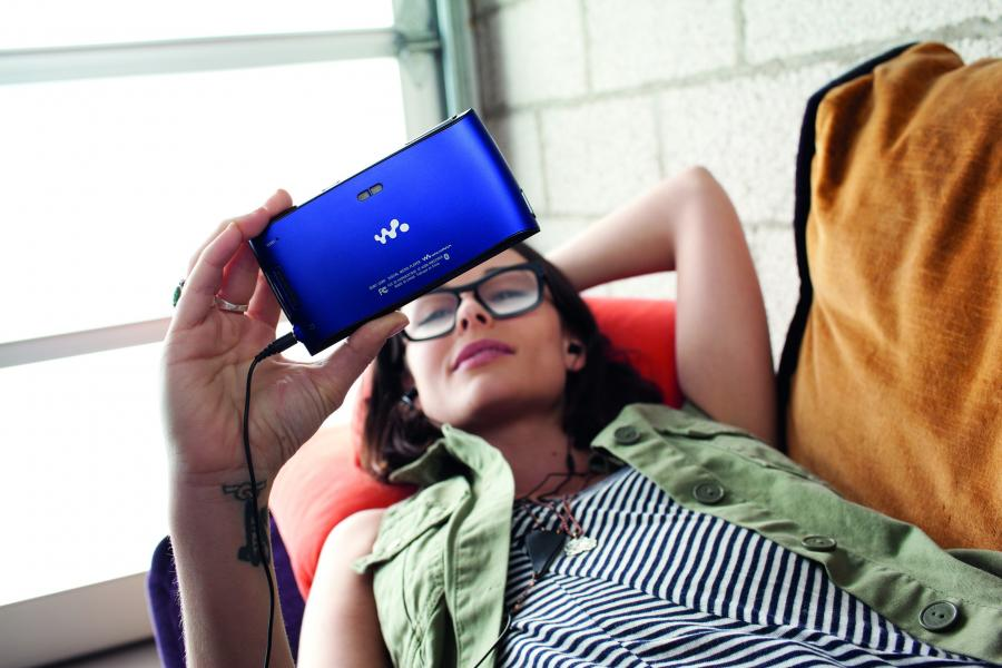 Sony Walkman 1000Z