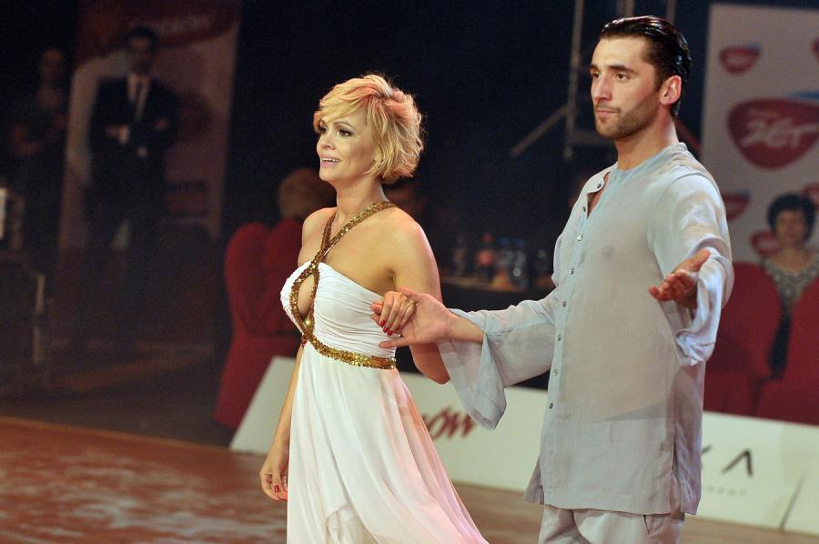 Rafał Maserak i Weronika Marczuk