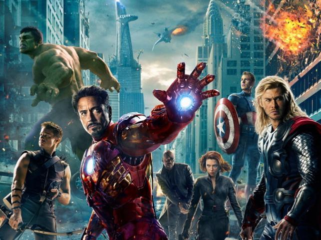 """1. """"Avengers"""" - 1,507 miliarda dolarów"""