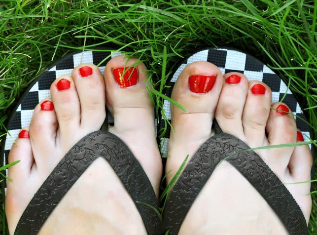 Grzybica paznokci może rozwijać się w ukryciu