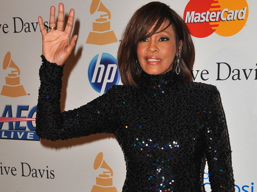 Whitney Houston uhonorowana Billboard Millennium Award