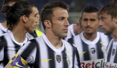 Alessandro Del Piero po przegranej w finale Coppa Italia