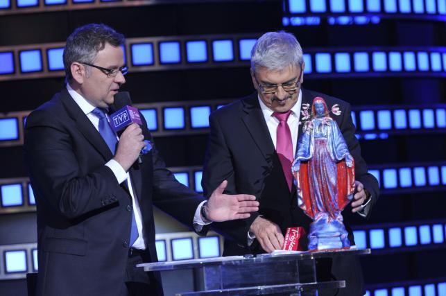 Marek Niedźwiecki i Artur Andrus