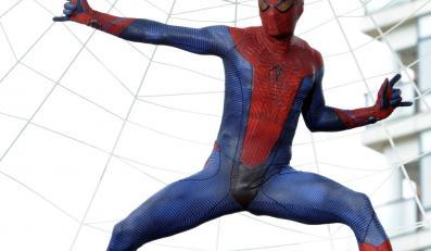 Spider-Mana wpadł na premierę swoich przygód w Tokio