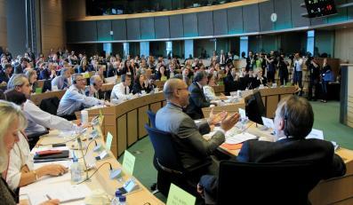 Komisja ds. handlu zagranicznego Parlamentu Europejskiego głosuje w sprawie ACTA