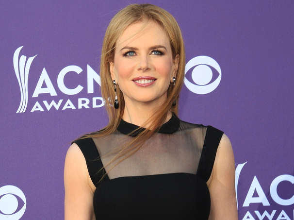 Nicole Kidman rezygnuje z roli w \