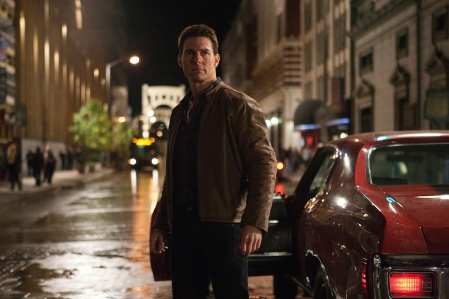 Tom Cruise w swoim nowym filmie \