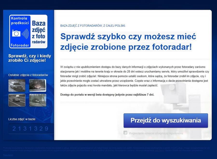 Strona e-wykroczenia.pl