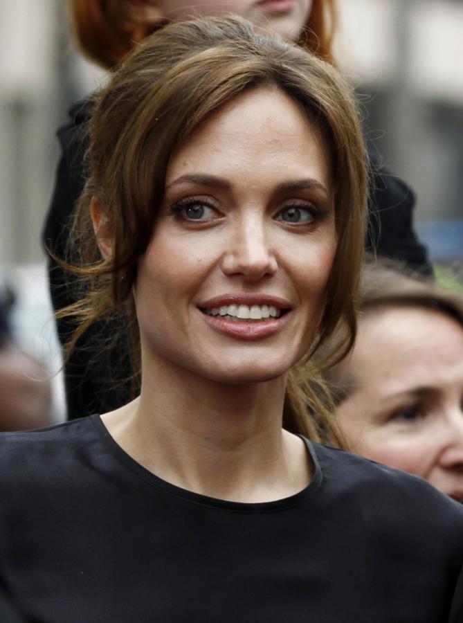 Angelina Jolie zawalczy o rolę w \