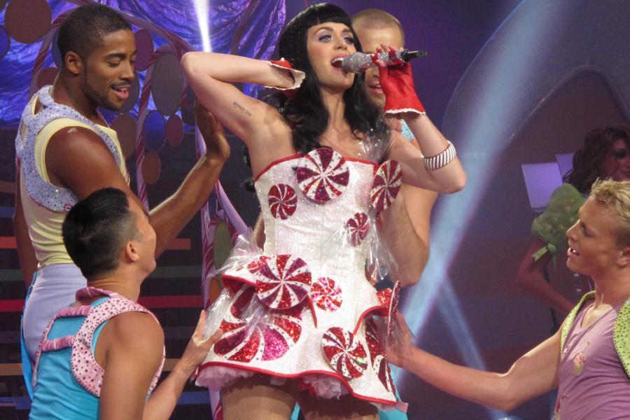 Najlepszy wykonawca pop: Katy Perry