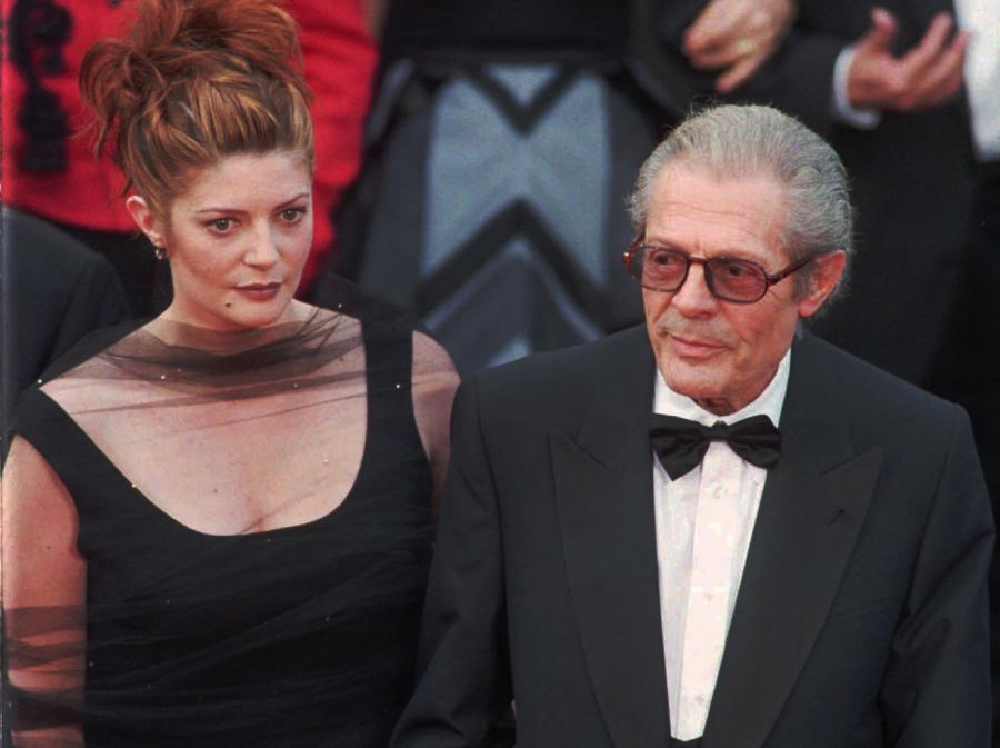 Chiara i Marcello Mastroianni