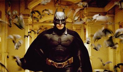 """""""Batman Początek"""" w prestiżowej kolekcji Nolana na DVD"""