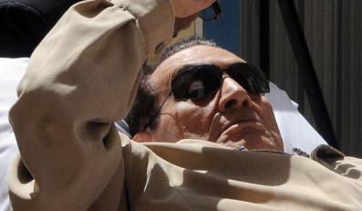 Hosni Mubarak, były dyktator Egiptu