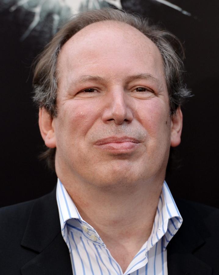 """Kompozytor Hans Zimmer na premierze filmu """"Mroczny rycerz powstaje"""" w Nowym Jorku"""