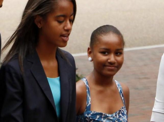 Córki Baracka Obamy: Malia Ann Obama i Sasha Obama