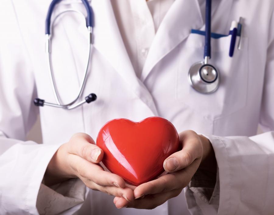 Lekarz i serce