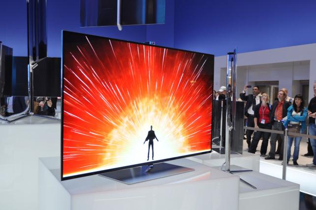 Samsungowy OLED