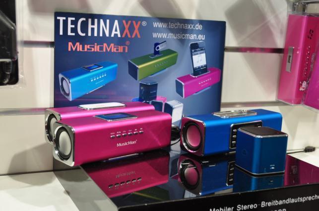 Przenośne głośniki Bluetooth