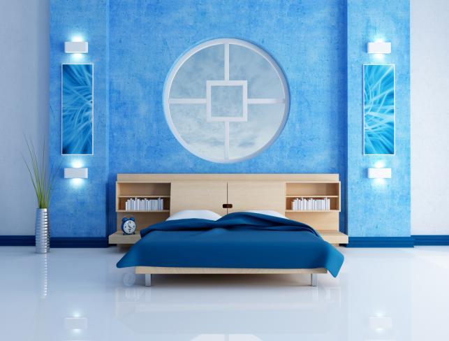 Niebieski (sky blue)