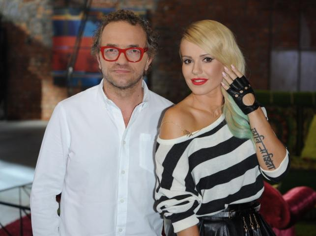 Doda i Piotr Najsztub