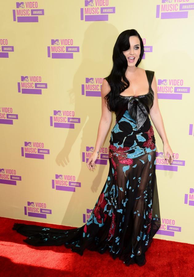 Katy Perry na MTV Video Music Awards 2012