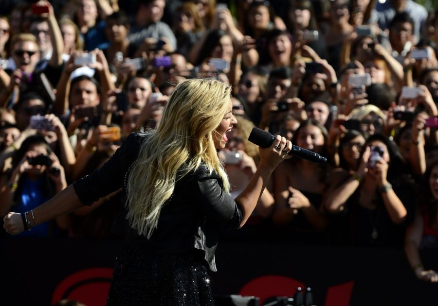 Demi Lovato na MTV Video Music Awards 2012