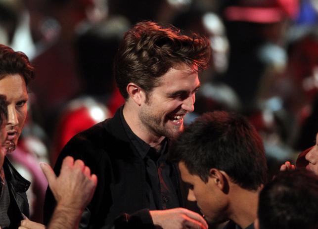 Robert Pattinson na MTV Video Music Awards