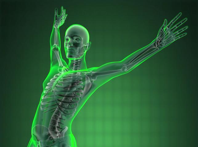 5. Wzmacnia kości