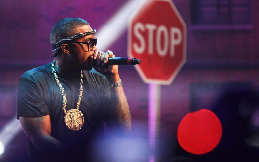 Najlepszy wykonawca hip-hopowy: Nas