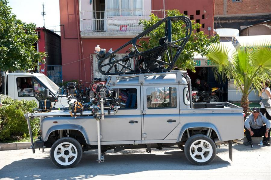 Land rover defender w wersji double cab pick up